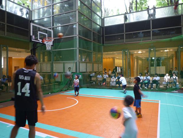 SBL2020 バスケスクール&コート