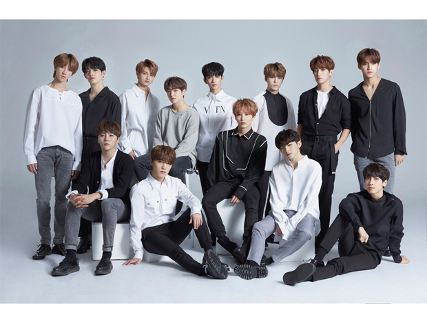 2018 SEVENTEEN CONCERT 'IDEAL CUT' IN JAPAN