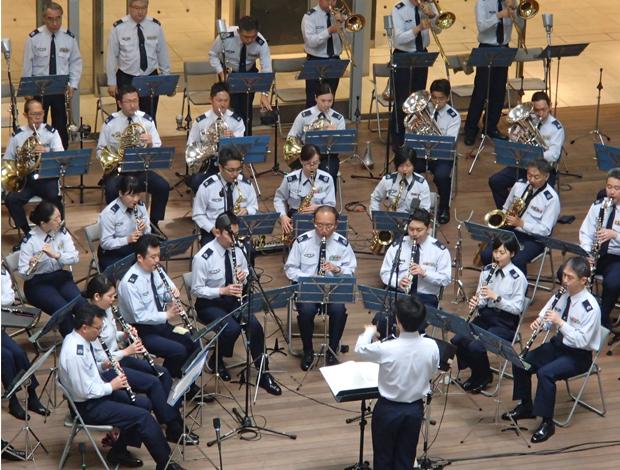航空自衛隊中央音楽隊・火曜日コンサート