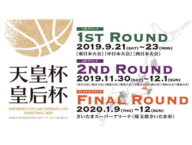 第95回天皇杯・第86回皇后杯 全日本バスケットボール選手権大会 ファイナルラウンド
