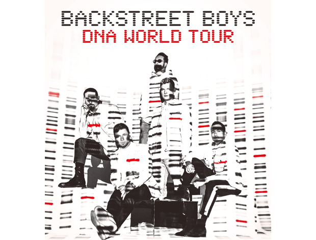 【公演開催中止となりました】BACKSTREET BOYS DNA WORLD TOUR