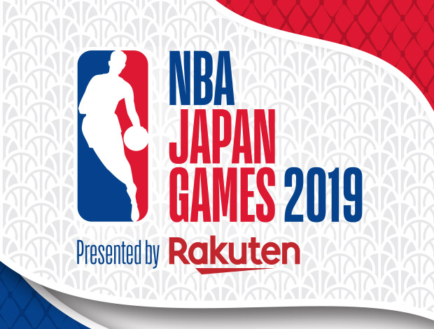 NBA Japan Games 2019 Presented by Rakuten