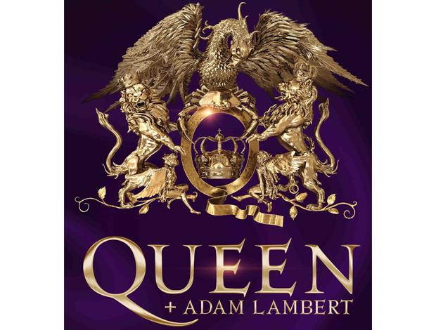 QUEEN +ADAM LAMBERT THE RHAPSODY TOUR