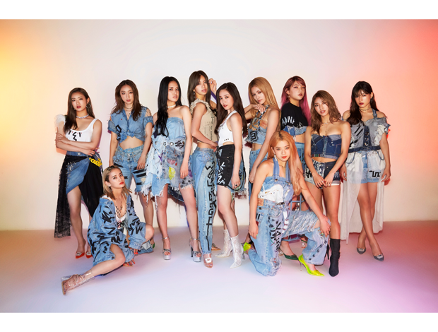 E-girls PERFECT LIVE 2011▶2020