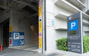 さいたまスーパーアリーナ 駐車場