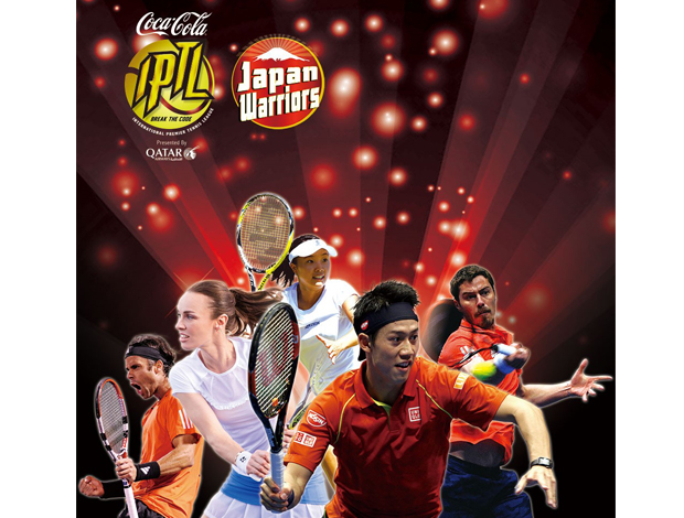 Coca-Cola INTERNATIONAL PREMIER TENNIS LEAGUE presented by Qatar Airways